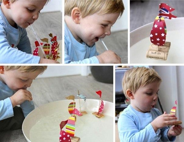 Идеи для игр с ребенком своими руками фото