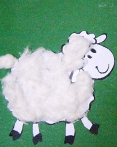 Поделки своими руками игрушки овечку