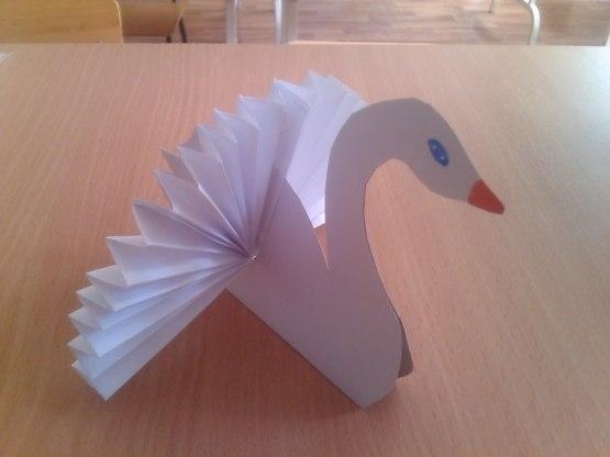 Поделки из бумаги складывание поделки своими руками