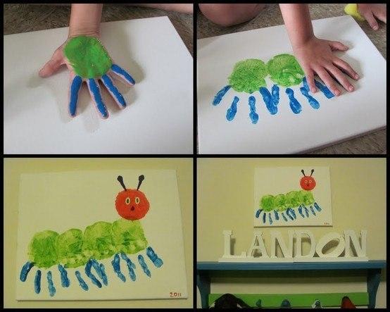 Поделка рисунок своими руками