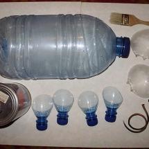Изделия из бутылок пластиковых своими руками видео