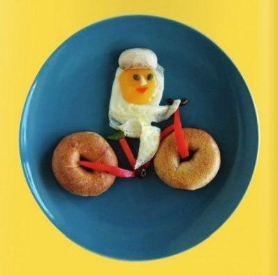 Идеи завтрака для ребенка