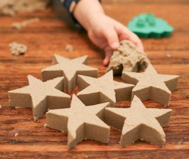 Чудо-песок своими руками