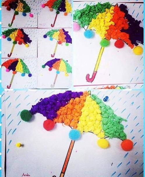 Зонтики. идеи для творчества