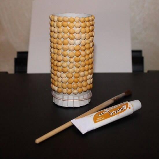 Карандашница-кукурузка