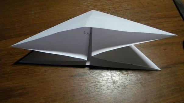 Рыбки из бумаги (оригами)