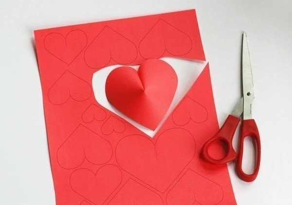 Сердечки для декора