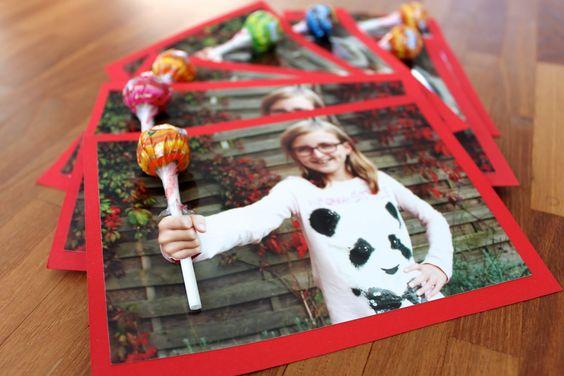Открытки с конфетками