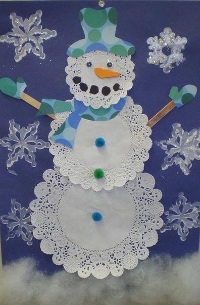 ❄ ⛄ снеговики