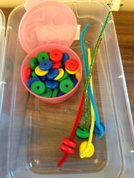 Идеи для занятий с детками.