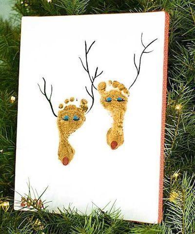 Новогоднее творчество с детьми