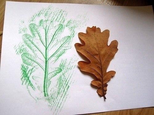 Рисуем осень !!!