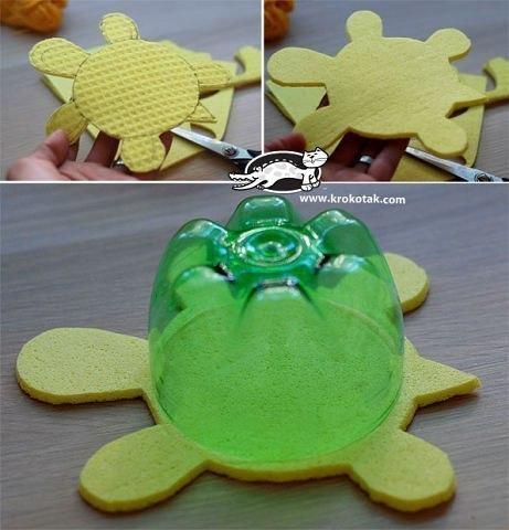 Черепашка-хранилка