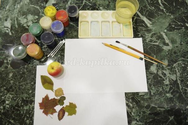 Ёжик. нетрадиционные техники рисования.