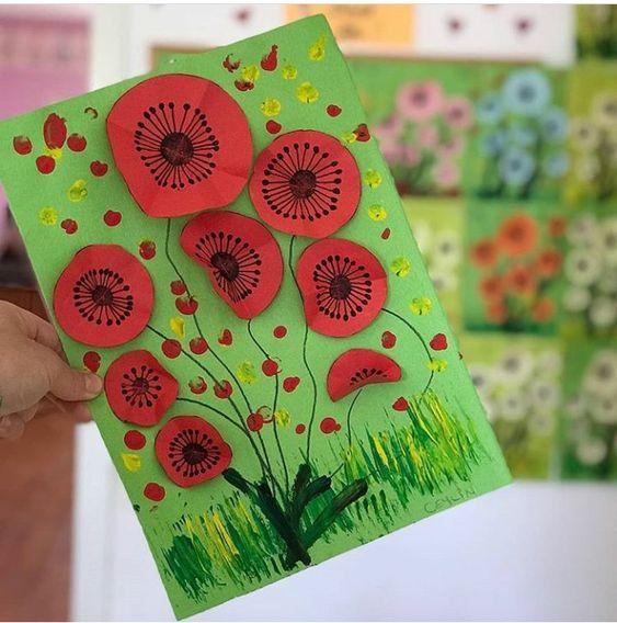 Интересные идеи поделок из бумаги для детей.
