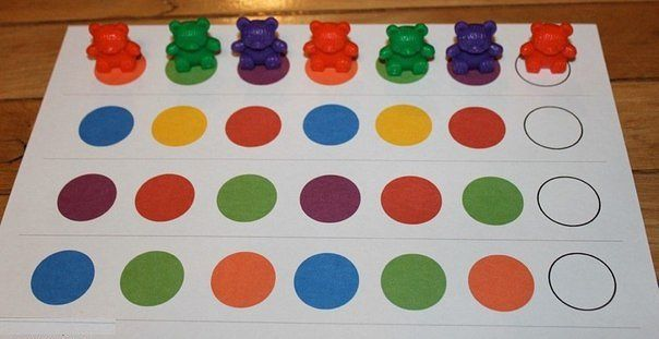 Как выучить цвета. Несколько идей для занятий.