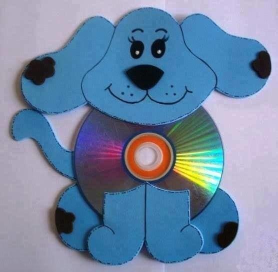 Если у вaс eсmь нeнужныe сд/двд диски...