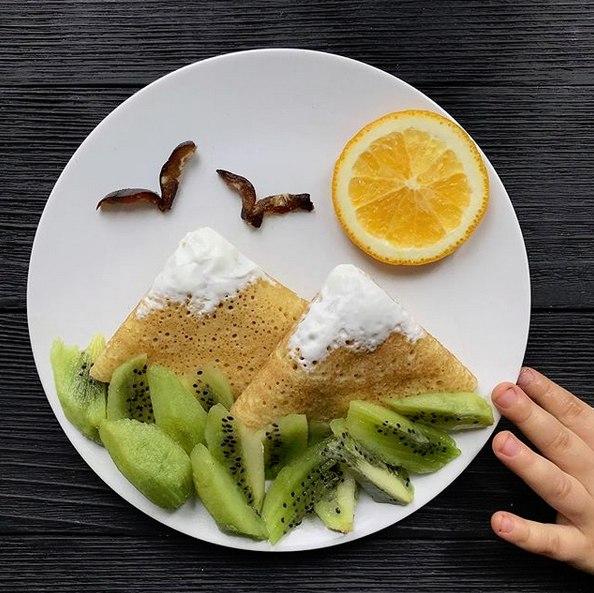 Рецепты для детей. интересные идеи оформления детских блюд.