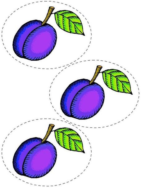 Разложи продукты по баночкам по цветам