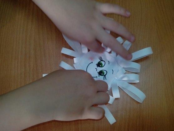 Снежинки-смешинки