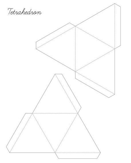 Объемные фигуры оригами