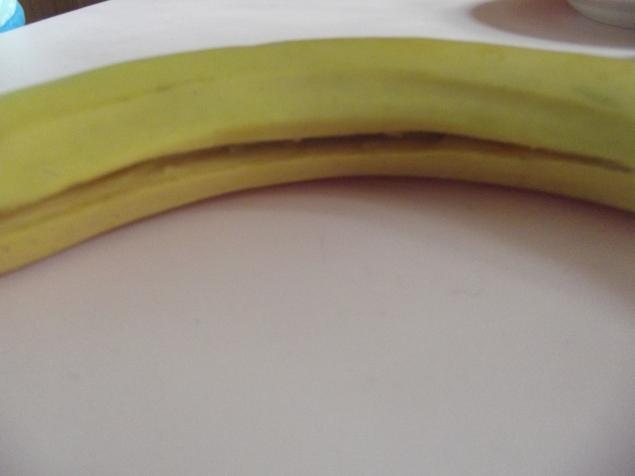 Шоколадный банан .