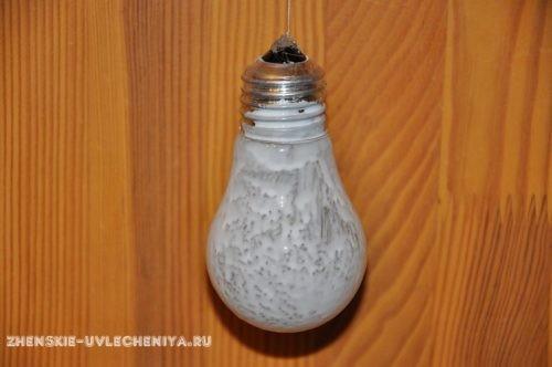 Песик из лампочки