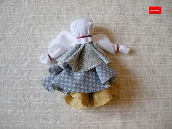 Лялька-мотанка: мастер-класс