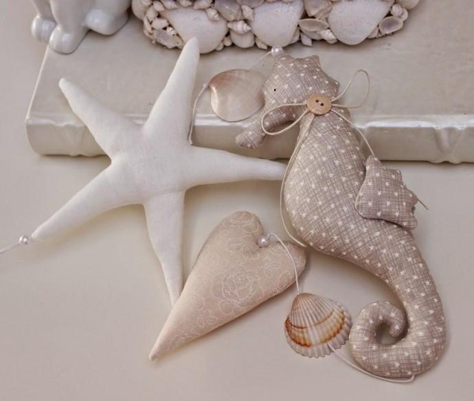 Морской конёк-тильда