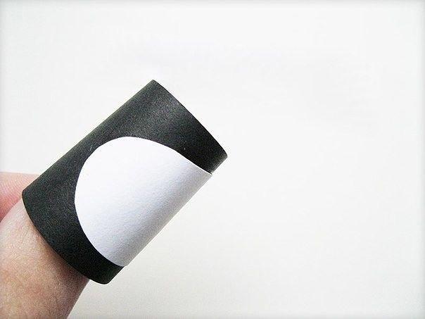 Бумажная ласточка
