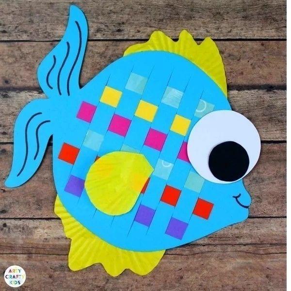 Рыбки-плетенки 1