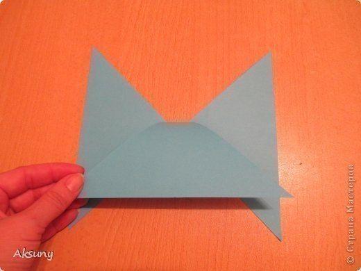 Бумажный бантик 5