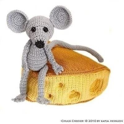 Мышка с сыром