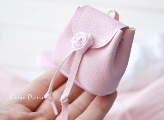 Рюкзачок для куклы