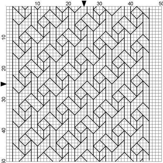 Идеи рисунков по клеточкам 7