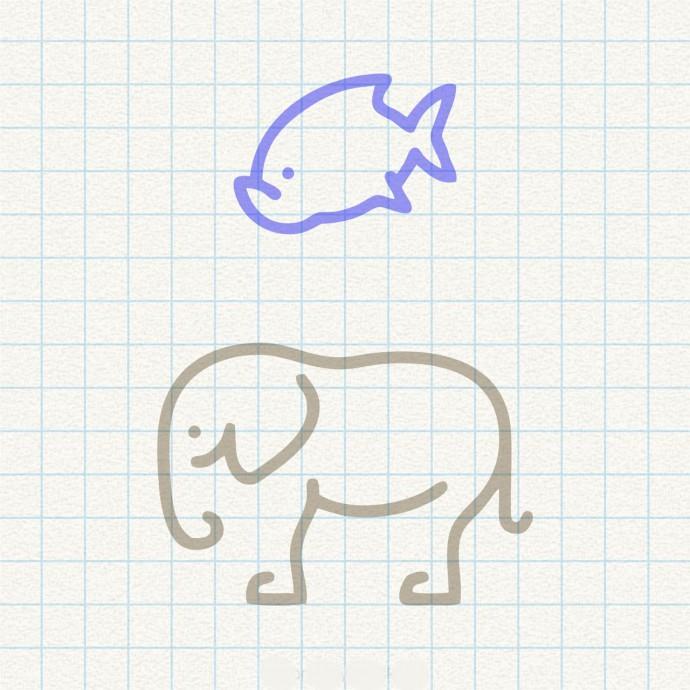 Легко и просто рисуем различных животных