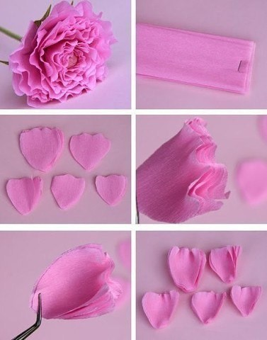 Пышные цветы в подарок любимой бабуле