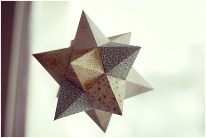 Объёмная звезда