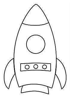Ракета с объёмным хвостом
