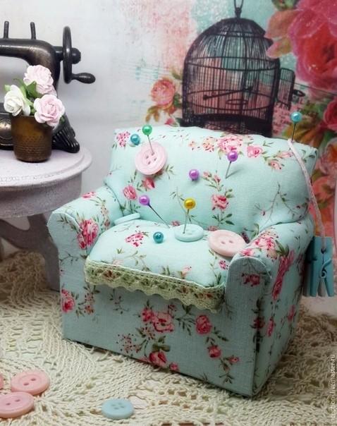 Создаем милый диванчик: мастер-класс