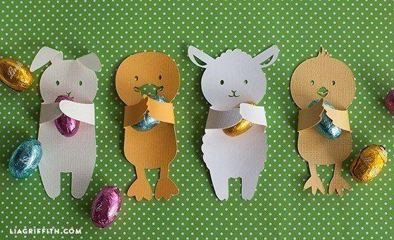 Как красиво оформить конфеты друзьям в подарок 1