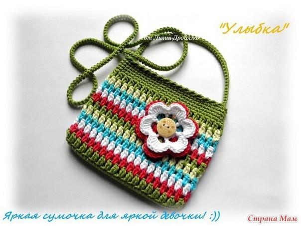 Красивые сумочки для девочек
