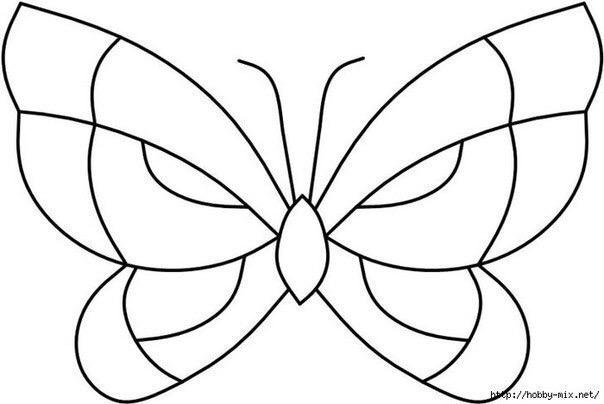Создаем прекрасных бабочек из пластилина