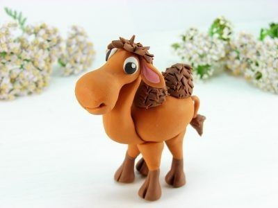 Лепим верблюда: мастер-класс