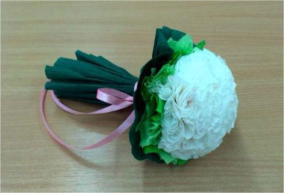 Роскошный букет цветов