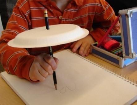 Рисунки вслепую для развития зрительной памяти