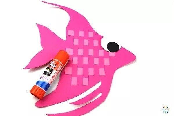Рыбки-плетенки 4