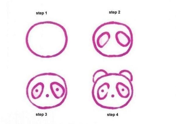 Простые рисунки для простого счастья