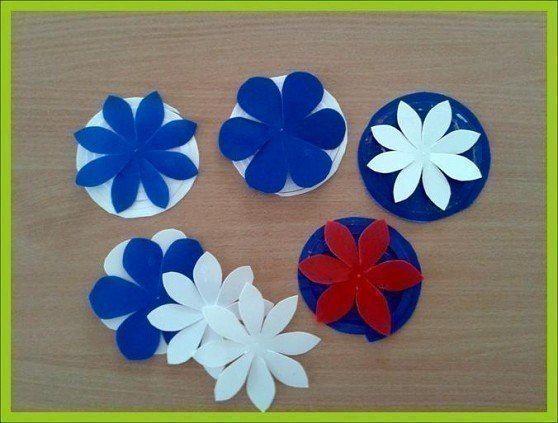 Цветы-подвески 5