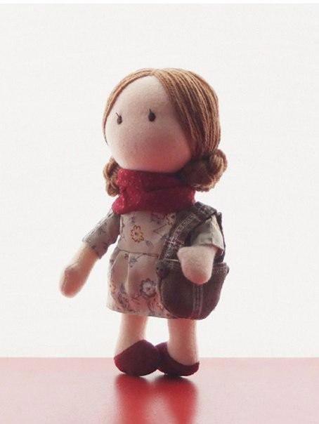 Куколки - мягкие игрушки
